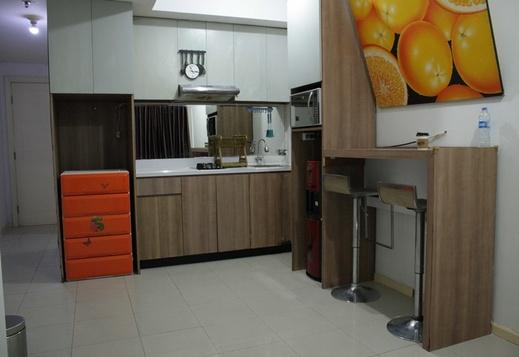 Apartemen Cosmo Terrace Jakarta - Interior