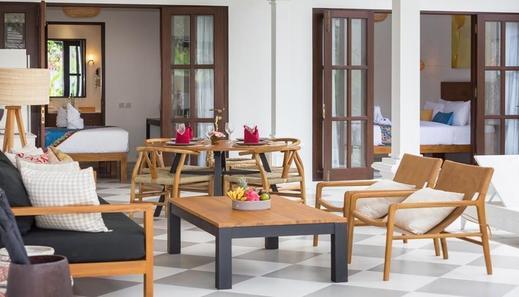 Villa CJ Seminyak Bali - Interior