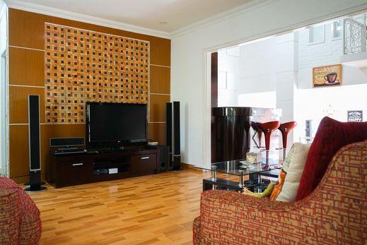 Vila Ambu Bandung - Interior