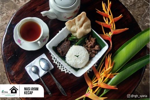 RITMA Guesthouse Syariah Banyuwangi - Meal