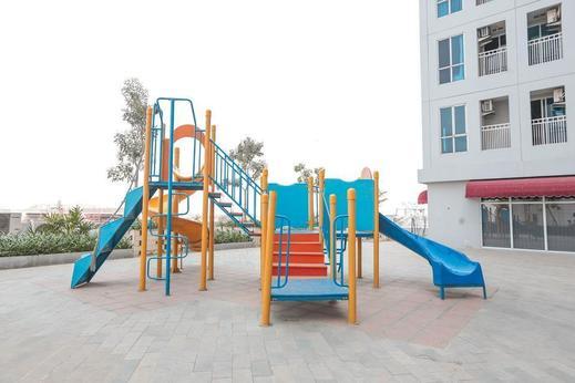 OYO Flagship 125 Appartel Grand Dhika City Bekasi - Child Play