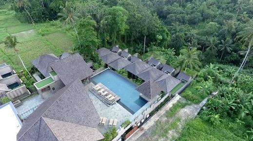 Tejaprana Bisma Bali - View