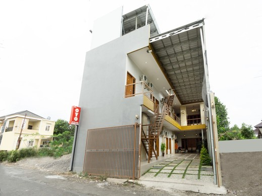 OYO 1846 The Ecovillage Yogyakarta - Facade