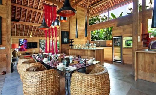 Blue Karma Villas Umalas Bali - Interior