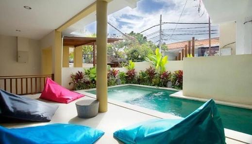 Kuta Suci Beach Hotel Bali - Interior