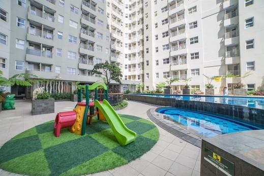 Pleasant 2BR Apartment at Parahyangan Residence By Travelio Bandung - Taman bermain anak