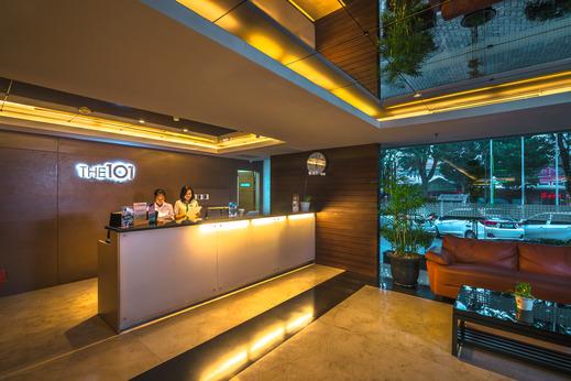 The 1O1 Malang OJ - Lobby