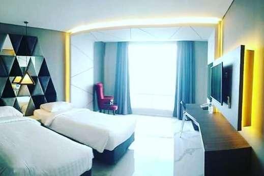 M Hotel Kupang Kupang - Twin Bed Sea View