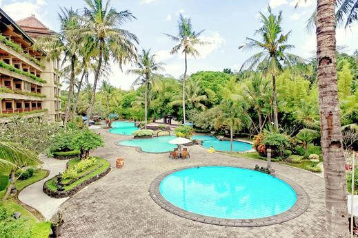 The Jayakarta Yogyakarta Hotel & Spa Yogyakarta - Pool