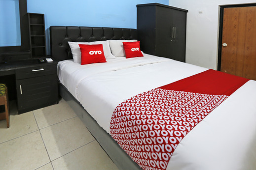 OYO 3865 Wisma Niaga Jakarta - Bedroom