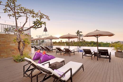 FOX Jimbaran Beach Bali - Rooftop 2