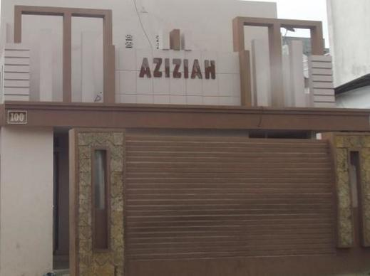 Penginapan Aziziah Bandar Lampung - Exterior