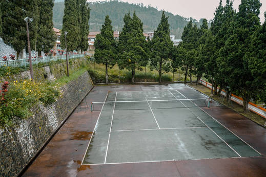 Grand HAP Kintamani Sarangan Magetan - Tennis Court N