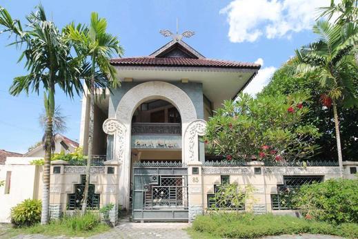Airy Syariah Umbulharjo Gambiran 85 Yogyakarta - Hotel Front