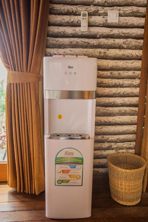 Kabeh Jati Garden Villa & Restaurant Bali - water heater