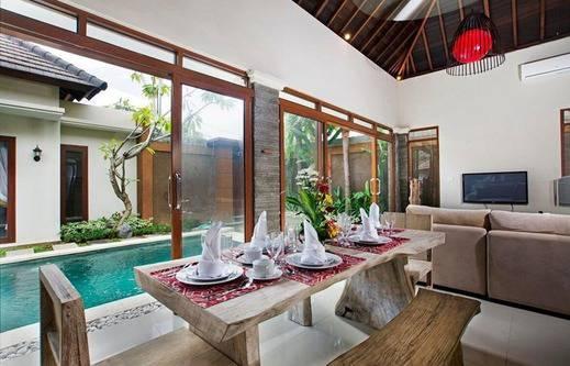 Villa Ashna Seminyak Bali - Fasilitas