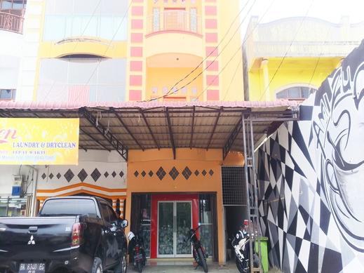 OYO 3334 Ratu Residence Medan - Facade