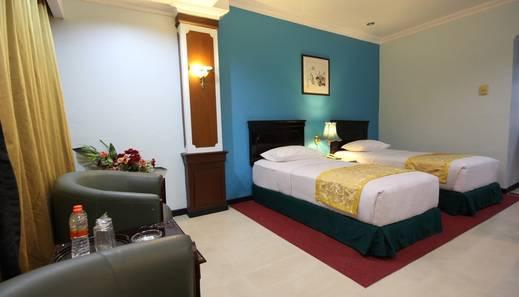 Hotel Banjarmasin Banjarmasin - Kamar Deluxe Twin