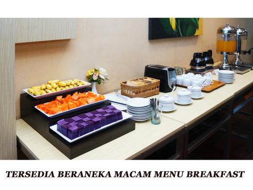 Hotel Merpati Pontianak - Sarapan Pagi