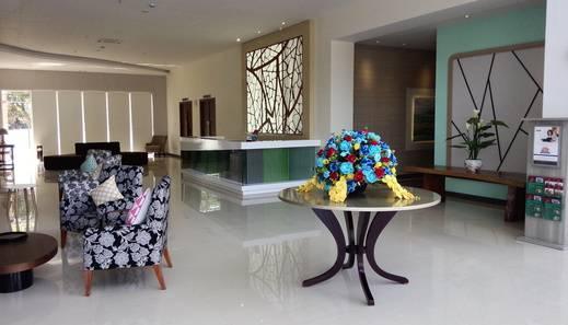 Hotel Zia Agria Bogor Tajur - Lobby