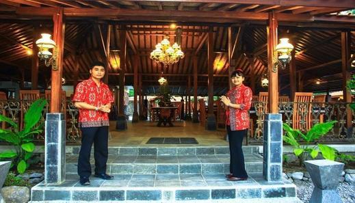 Senthong Asri Hotel & Resto Borobudur - Welcome