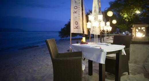 Kokomo Resort Lombok - (05/June/2014)