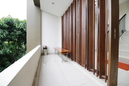 Residence 12 Jakarta - Balcony