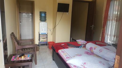 Villa Shangrila Malang - Guest room