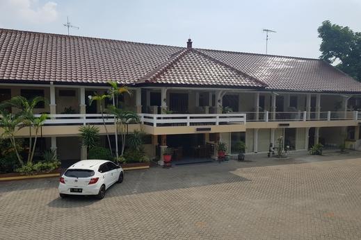 OYO 2671 Wisma Djaja Syariah Bojonegoro - Facade