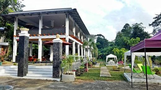 The Heritage Resort & Restaurant Langkat - Exterior