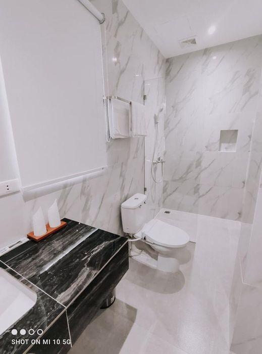 Drimz Hotel Bandar Lampung - Bathroom