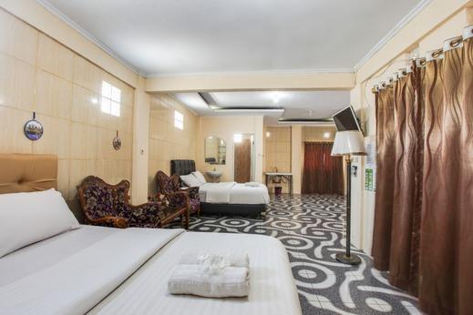 Losmen Guntari Bekasi - dua tempat tidur