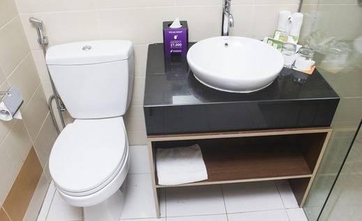 Tinggal Standard Gambir Cideng Timur - Kamar mandi