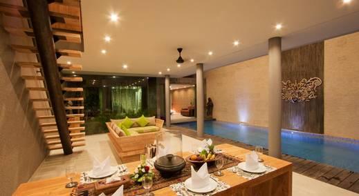 Villa Sandhya Bali - Ruang Makan