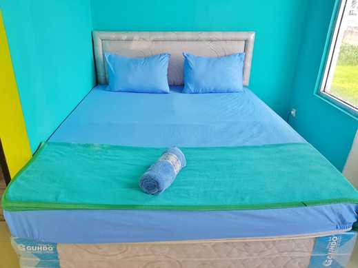 Graha LPP Pramindo Inn Yogyakarta - Bedroom