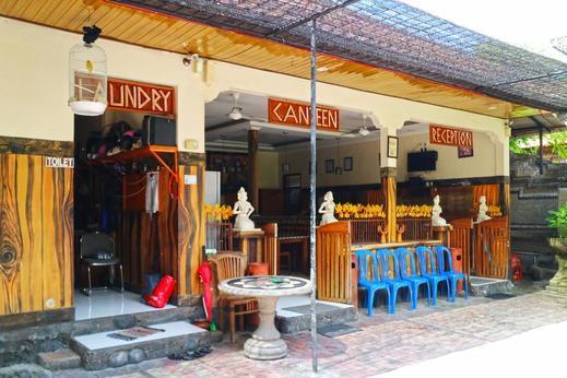 Kawali Homestay Bali - Restaurant