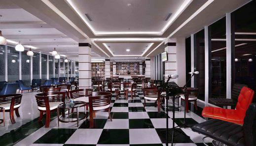 CK Tanjungpinang Hotel and Convention Centre Tanjung Pinang - OASIS COFFE BAR