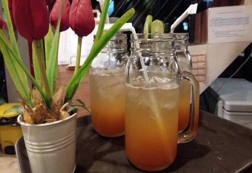 Artz Hotel Palangka Raya - Minuman