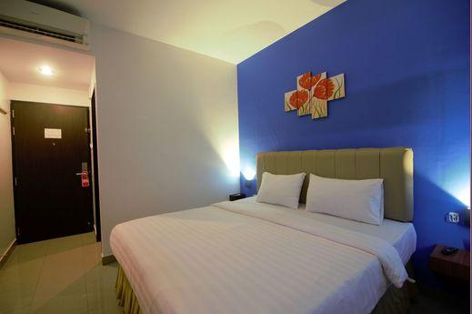 Hotel Garuda Pontianak - Bedroom