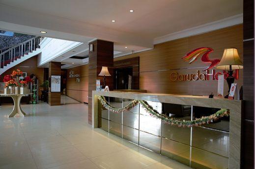 Garuda Hotel Pontianak Pontianak - Reception