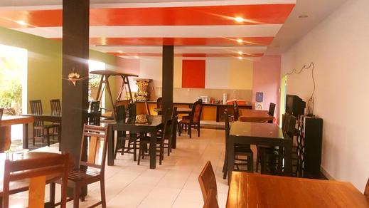 Hotel Segara Mandala Bali - Restaurant
