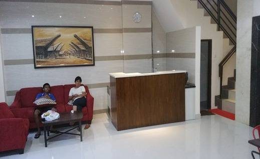 Legenda Beril Hostel Makassar - Interior
