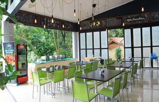 CICO Resort Bogor - Restoran