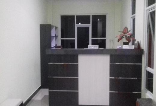 Al Anwari Hotel Banjarmasin - Reception