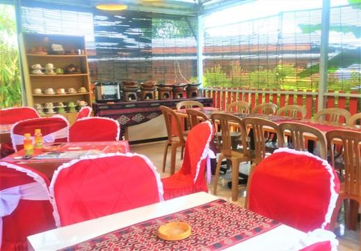 Menggala Cottage Banyumas - Restaurant
