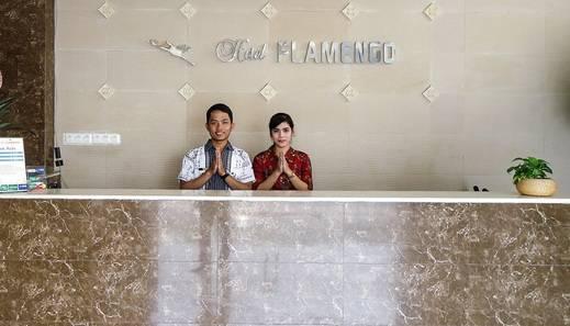 Hotel Flamengo Serang - Lobby