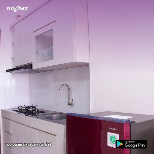 Easton Park Serpong Apartment by Roomz Tangerang Selatan - interior