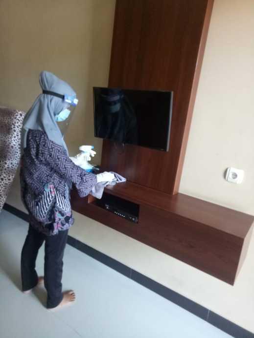 Hotel Pondok Rivana Batukaras Pangandaran - Hygiene