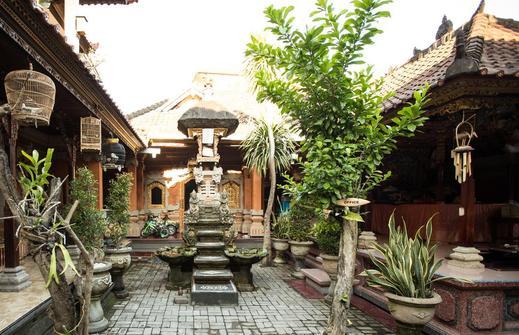 Sari Indah Cottages Bali - Bagian Luar