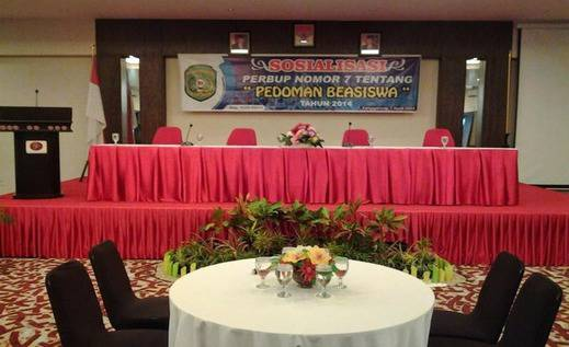 Hotel Grand Fatma Kutai Kartanegara - Interior